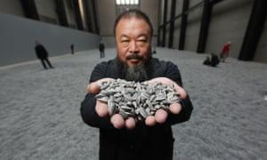Ai Weiwei Sunflower Seeds Tate Modern