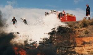 firefighting foam
