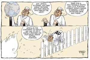Victor Ndula AU cartoon