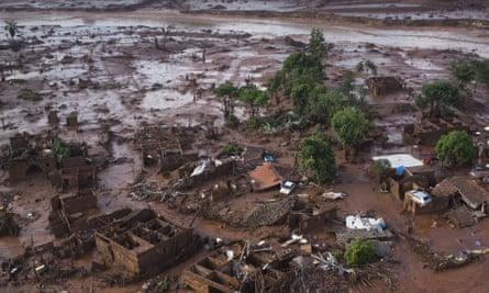 Brazil lawsuit Samarco mining disaster