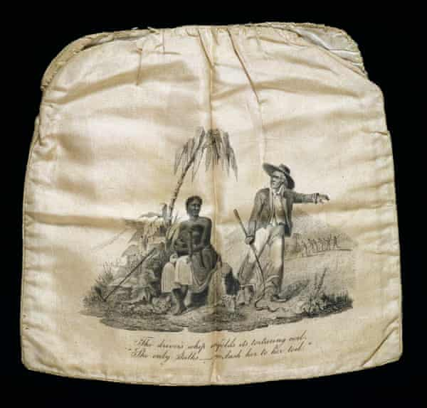 A bag with a message: an 'anti-slavery reticule' produced in 1825 by the Female Society for Birmingham.