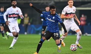 Amad Diallo has joined Manchester United from Atalanta on a deal until 2025 with the option of a further year.
