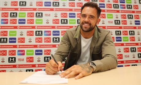 Southampton finally sign Danny Ings after Crystal Palace prefer Jordan Ayew