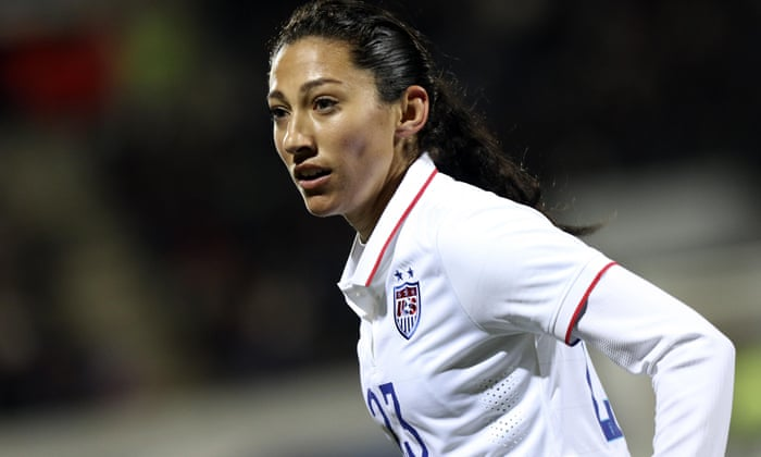 USWNT's Christen Press interview: 'I lost everything but