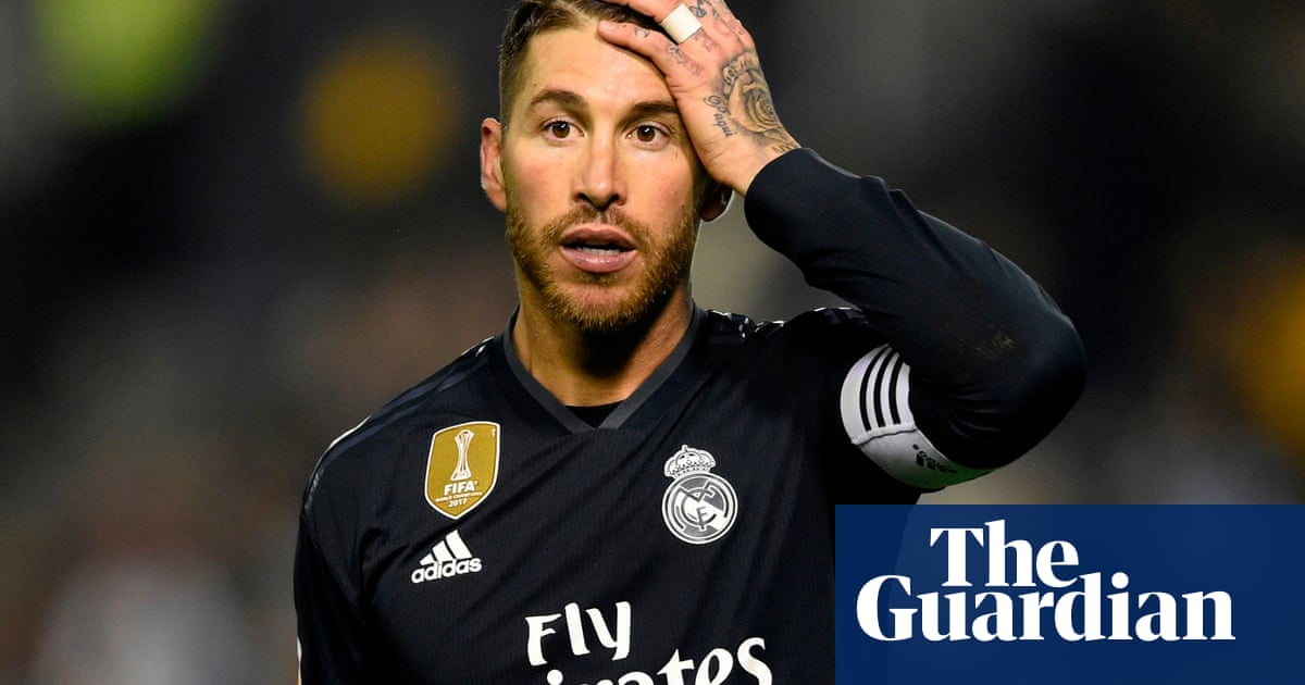 9a73d7f49 Real Madrid deny Sergio Ramos failed to comply with anti-doping regulations
