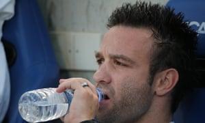 Mathieu Valbuena contemplates his future.