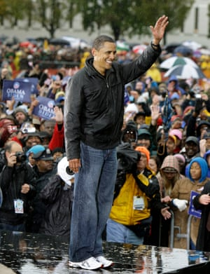 President Barack Obama - the commander-in-chief of Dadcore