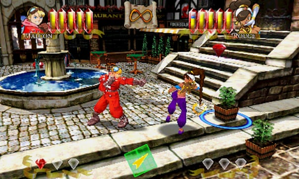 Power Stone: the Dreamcast brawler that foresaw Fortnite and