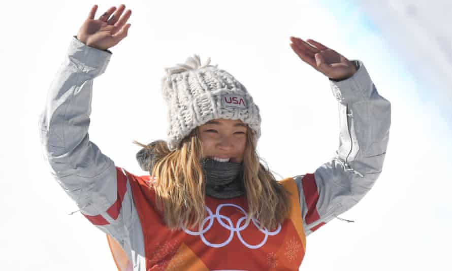 Chloe Kim: 'It's been such a long journey and just going home with the gold is amazing.'