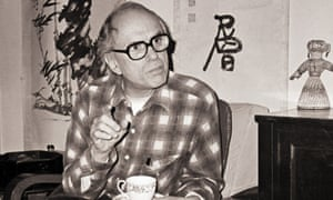 Sidney Rittenberg at his flat in Beijing. Of the 35 years he spent in China, he served a total of 16 imprisoned in solitary confinement. Disillusioned, he returned to the US in 1980.