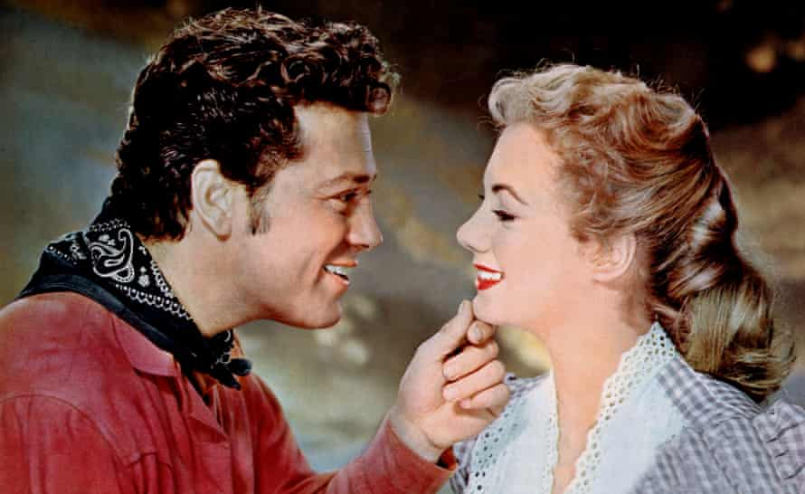 'No chance!' was producer Mike Todd's scathing view of Oklahoma! Gordon MacRae and Shirley Jones as Curly and Laurey.