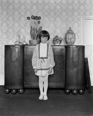 Young Girl, 1973. The Portraits by John Myers is published by RRB PhotoBooks this month. rrbphotobooks.com