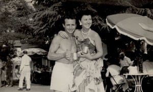 Jason Tougaw's grandparents, Midge and Ralph