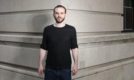 Seth Stephens-Davidowitz photographed in New York.