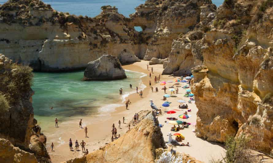 Demand has pushed up prices for a beach holiday in Portugal.