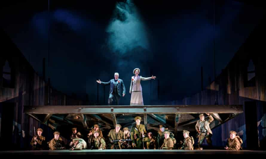 The Welsh National Opera's current performance of In Parenthesis