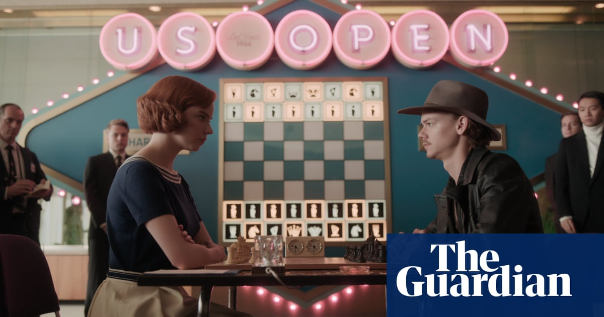 Its electrifying: chess world hails Queens Gambit-fuelled boom