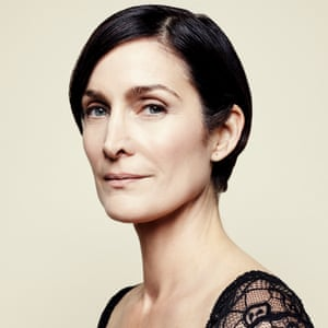 Carrie-Anne Moss: 'Being Trinity in The Matrix was a ...