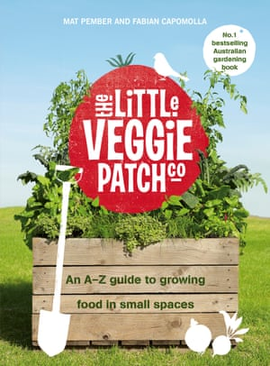 Cover of the book 'The Little Veggie Patch Co'