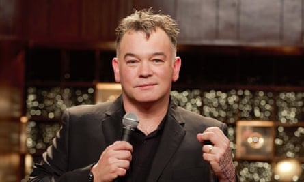 "'I just pretended to be married to him in order to ""get on in this business""' … Stewart Lee."