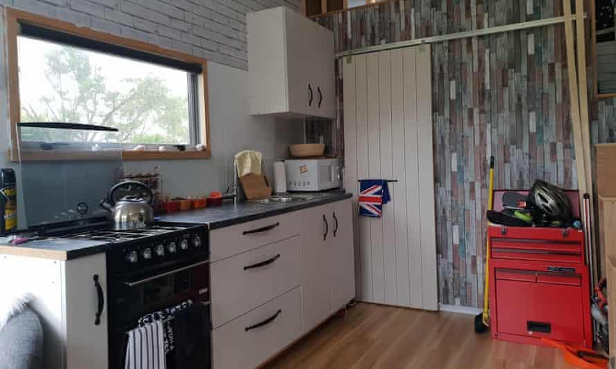 Alan Dall's kitchen