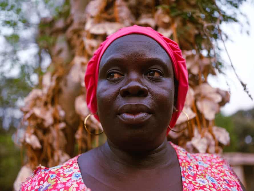 Mariama Sonko, an ecofeminist in southern Senegal.