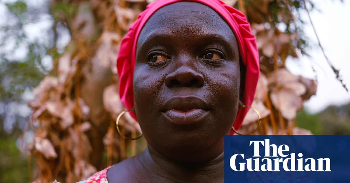 'Ecofeminism is about respect': the activist working to revolutionise west African farming