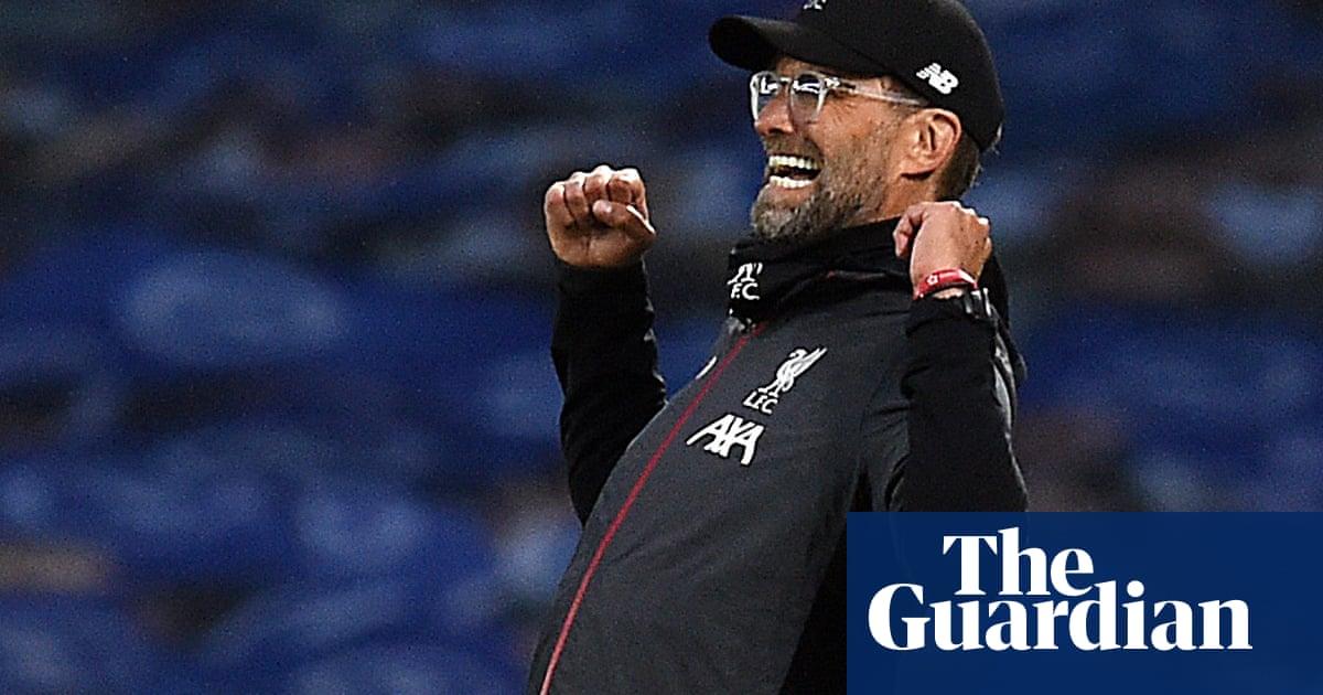 Jürgen Klopp knows Liverpool have not broken Manchester Citys record yet