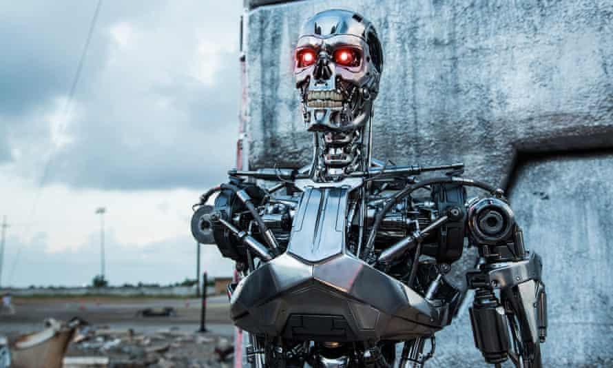 Terminator Genisys.