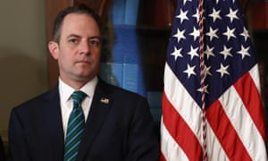 John Kelly replaced Reince Priebus as chief of staff in July 2017.