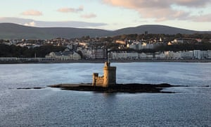 IOMSPC Photo Comp 2018 - Stunning view of the island arriving on the Ben My Chree - 200818429 - Jennifer Cook