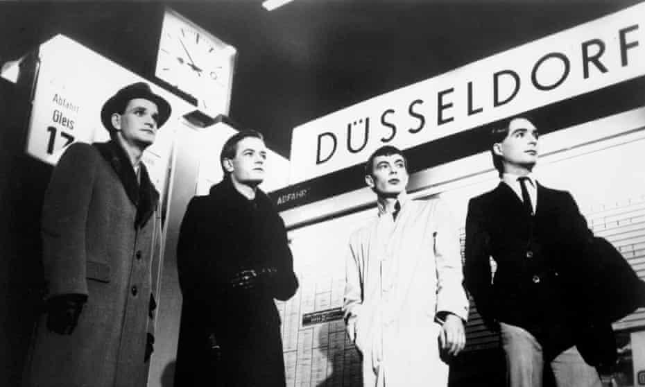 Kraftwerk in 1977