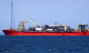 Searose oil eploration by Husky Energy in Newfoundland.