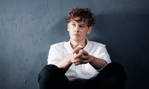It sounds as if he's singing directly into your ear … Bill Ryder-Jones