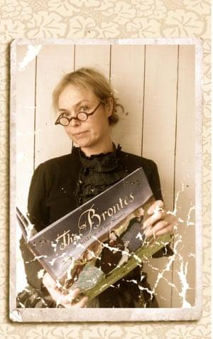 Brita Granström as Charlotte Bronte
