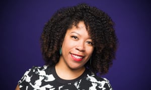 Tracy Clayton, host of Buzzfeed's Another Round podcast