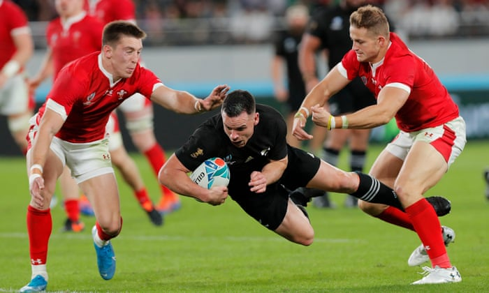 New Zealand swat Wales aside to win Rugby World Cup bronze final ...