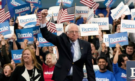 Bernie Sanders can't be bought – his campaign is making me strangely hopeful