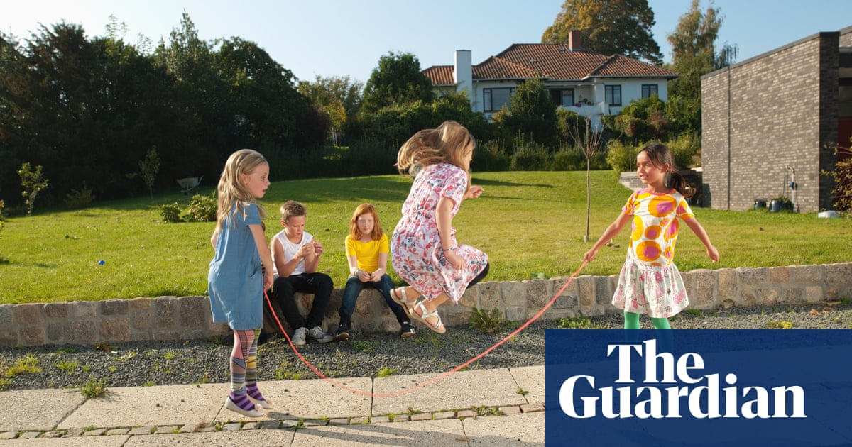 The seriously important business of child's play