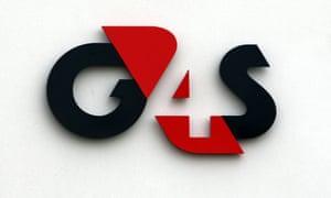 The G4S logo