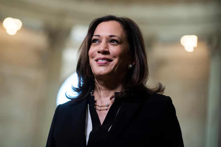 Kamala Harris leaves behind a vacancy that will be filled by Governor Gavin Newsom.