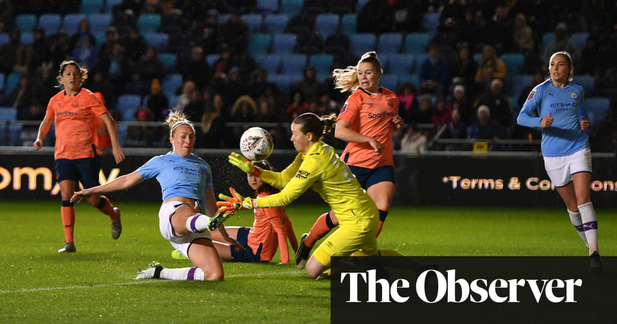Manchester City ignore manager's impending exit to beat Everton in WSL