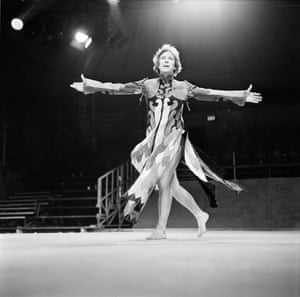 Gary Bond as Joseph at the Edinburgh festival in 1972. Previously, Joseph had been performed as a 15-minute 'pop cantata' at a London school in 1968 and in amateur productions. Bond's association with Rice and Lloyd Webber continued when he took over the role of Che Guevara in the musical Evita in 1978