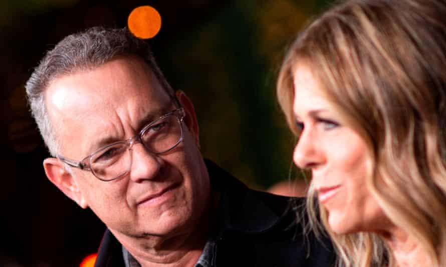 Tom Hanks and Rita Wilson in 2018.
