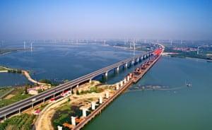 The Tianjin Grand Bridge