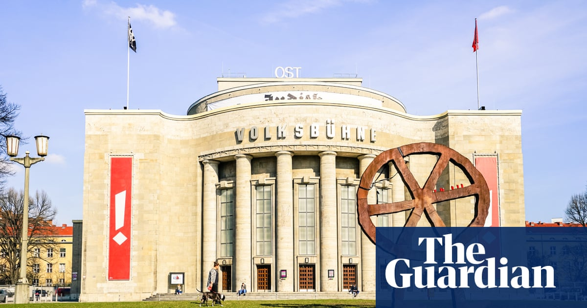 Berlin Volksbühne theatre director resigns over harassment claims