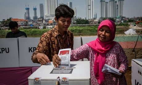 Indonesia investigates leak of more than two million voters' personal information