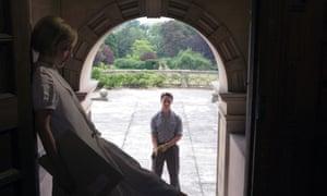 Saoirse Ronan James McAvoy Atonement