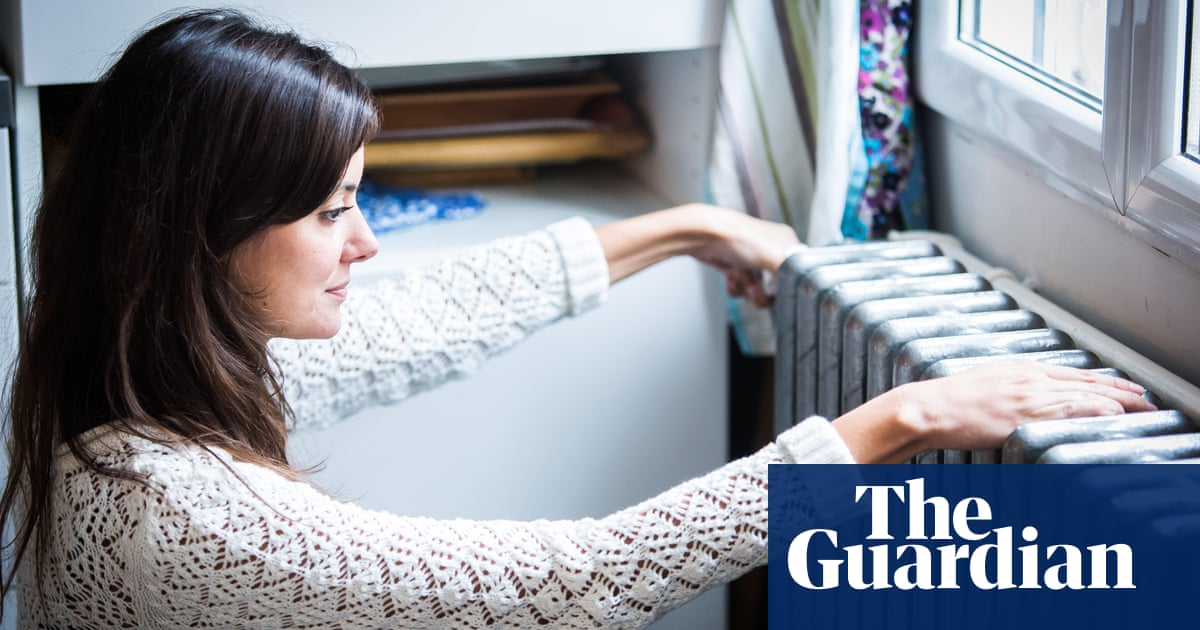 Why women secretly turn up the heating   Science   The Guardian