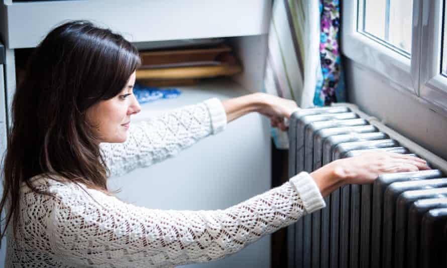 radiator woman
